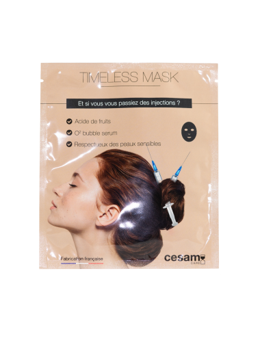 Pack Masque Lyocell Timeless Mask x10