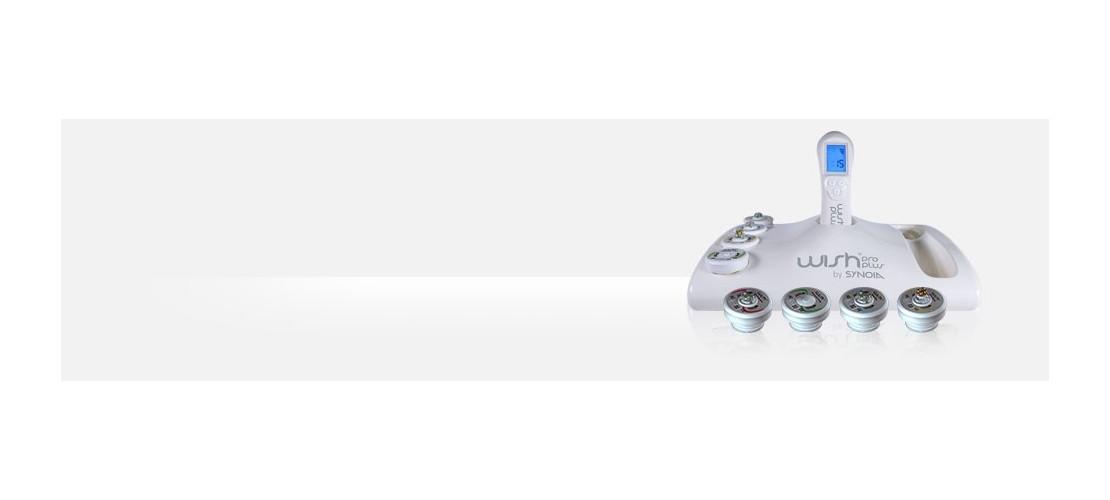 WISHpro - Appareil et accessoires